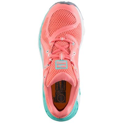 Puma Faas 600 S Ladies Running Shoes Top View