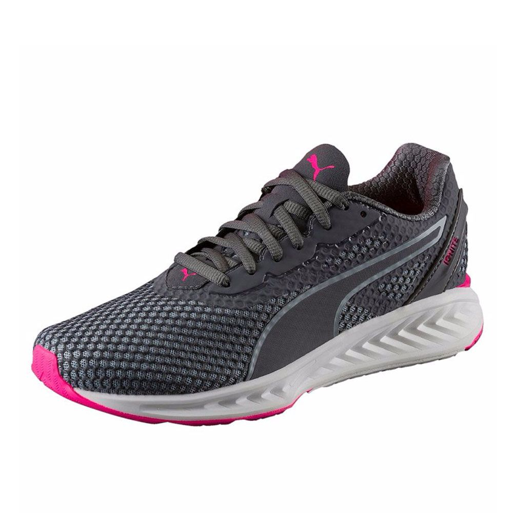 puma ignite 3 ladies running shoes