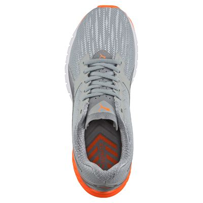 Puma Ignite Dual Ladies Nightcat Running Shoes - Grey - Above