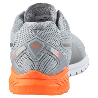 Puma Ignite Dual Ladies Nightcat Running Shoes - Grey - Back
