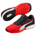 Puma Ignite Dual Mens Running Shoes-Red-Black