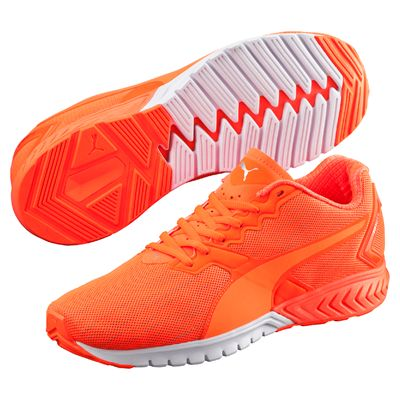 Puma Ignite Dual Nightcat Mens Running Shoes - Orange