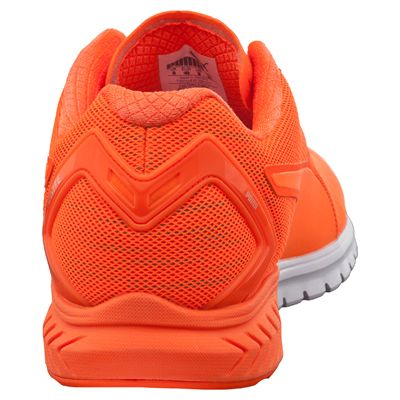 Puma Ignite Dual Nightcat Mens Running Shoes - Orangne - Back