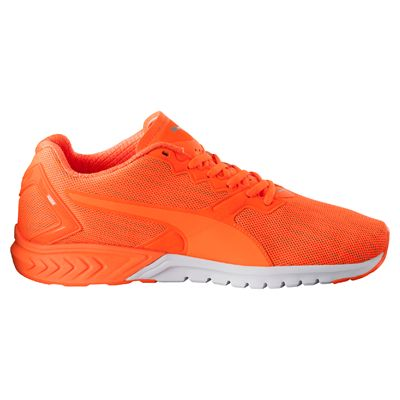 Puma Ignite Dual Nightcat Mens Running Shoes - Orangne - Side