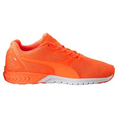 Puma Ignite Dual Nightcat Mens Running Shoes - Orangne - Side