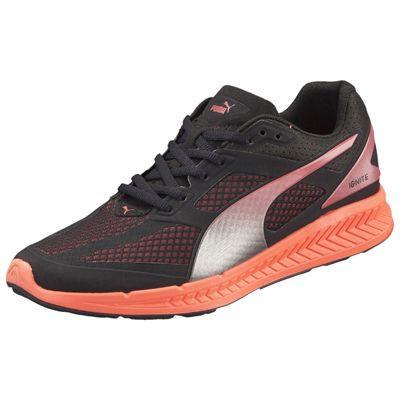 Puma Ignite Mesh Ladies Running Shoes - Angle View