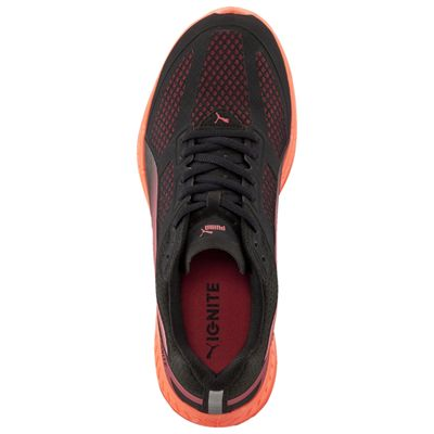 Puma Ignite Mesh Ladies Running Shoes - Top View