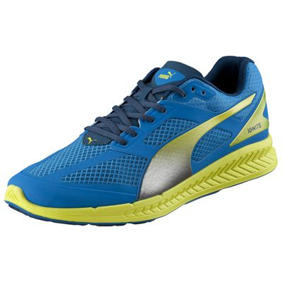 Puma Ignite Mesh Mens Running Shoes - Angle View