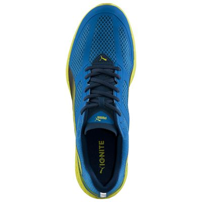 Puma Ignite Mesh Mens Running Shoes - Top View