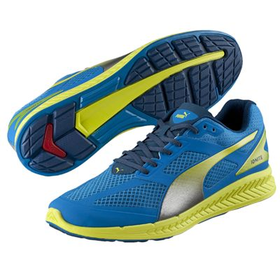 Puma Ignite Mesh Mens Running Shoes