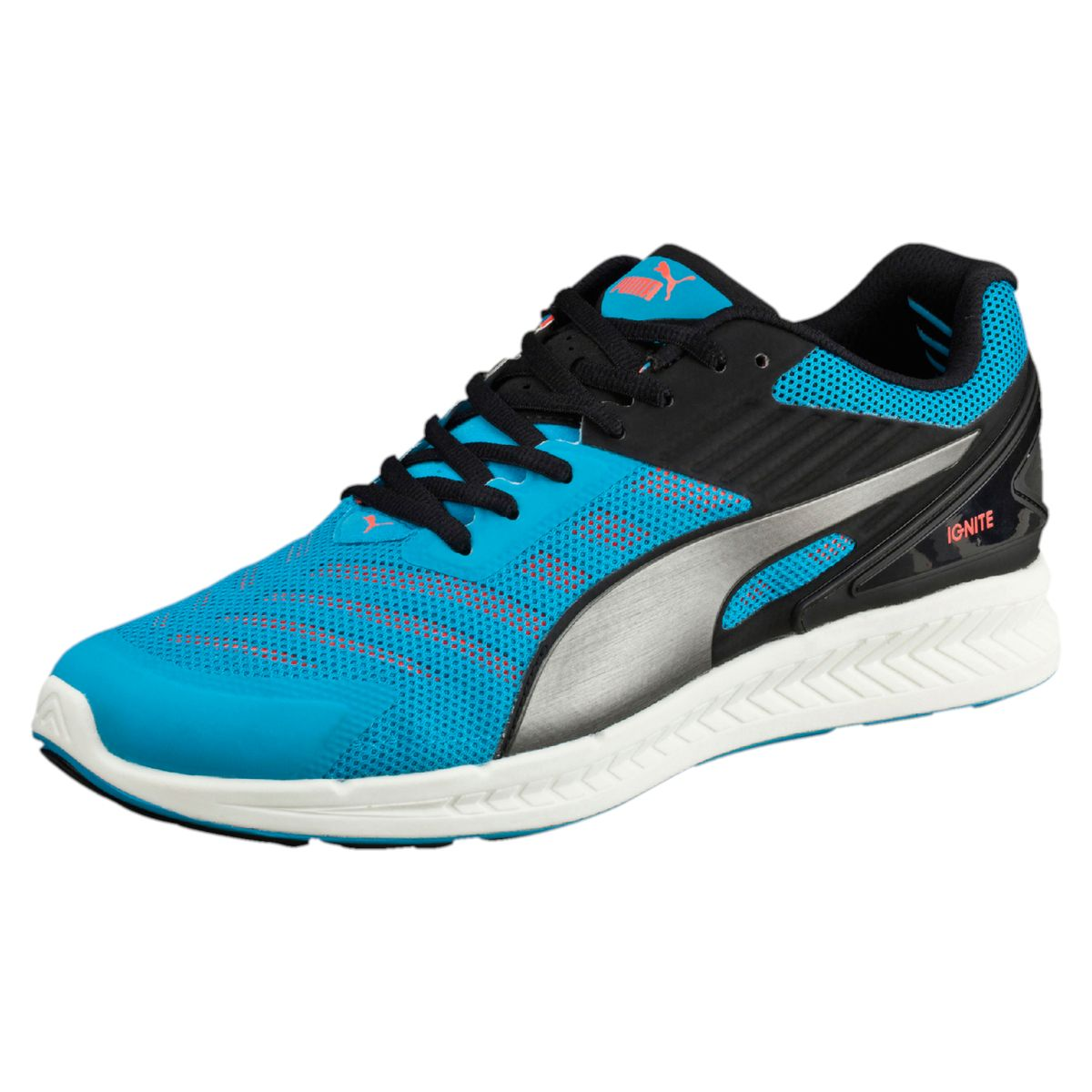 puma ignite v2 mens running shoes sweatbandcom