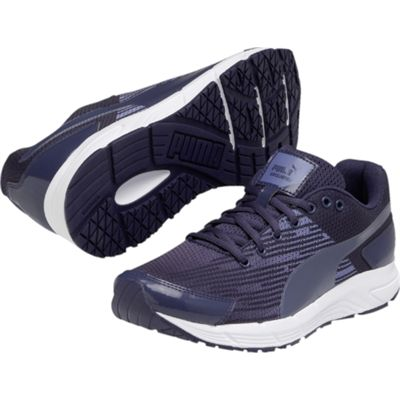 Puma Sequence Ladies Running Shoes-Blue