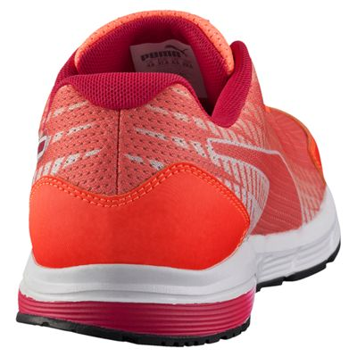 Puma Sequence V2 Ladies Running Shoes Back View