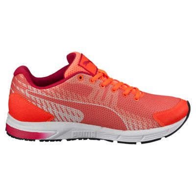 Puma Sequence V2 Ladies Running Shoes Side View