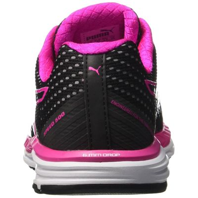 Puma Speed 500 Ignite Ladies Running Shoes-Back