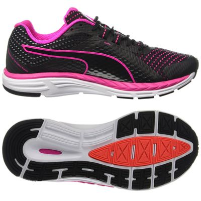 Puma Speed 500 Ignite Ladies Running Shoes-Main Image