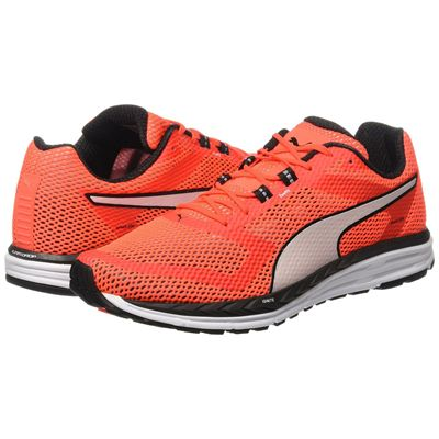 Puma Speed 500 Ignite Mens Running Shoes-Red-White-Additional