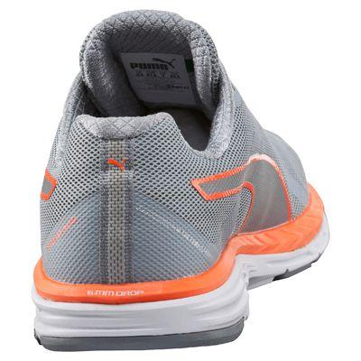 Puma Speed 500 Ignite Nightcat Ladies Running Shoes - Grey - Above