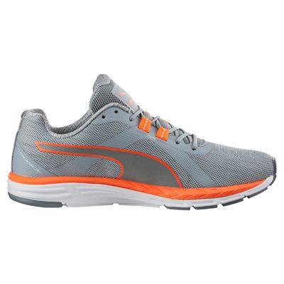 Puma Speed 500 Ignite Nightcat Ladies Running Shoes - Grey - Site