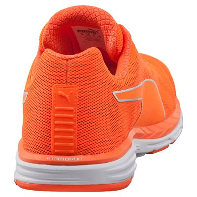 Puma Speed 500 Ignite Nightcat Mens Running Shoes - Orange - Back