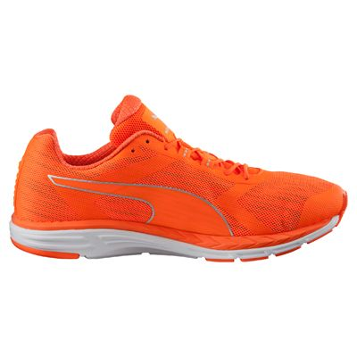Puma Speed 500 Ignite Nightcat Mens Running Shoes - Orange - Side