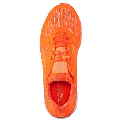 Puma Speed 500 Ignite Nightcat Mens Running Shoes - Orange -Top