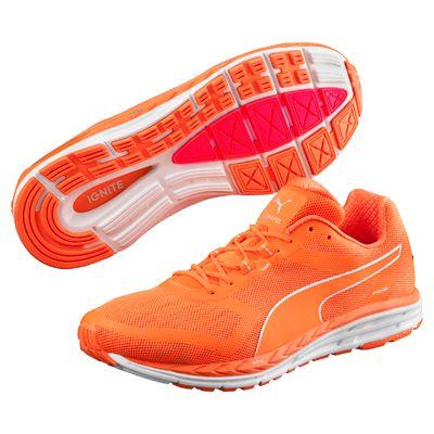 Puma Speed 500 Ignite Nightcat Mens Running Shoes - Orange