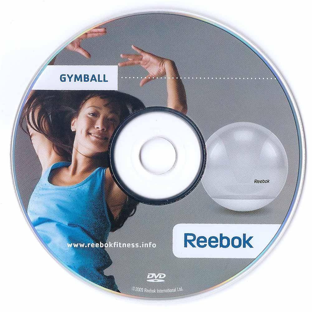 Balance Ball Dvd: Reebok Gym Ball Workout DVD