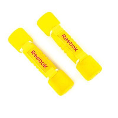 Reebok 1kg Softgrip Hand Weights1