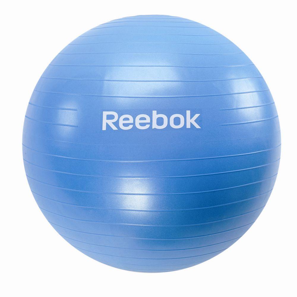 Reebok 75cm Gym Ball with DVD - Sweatband.com