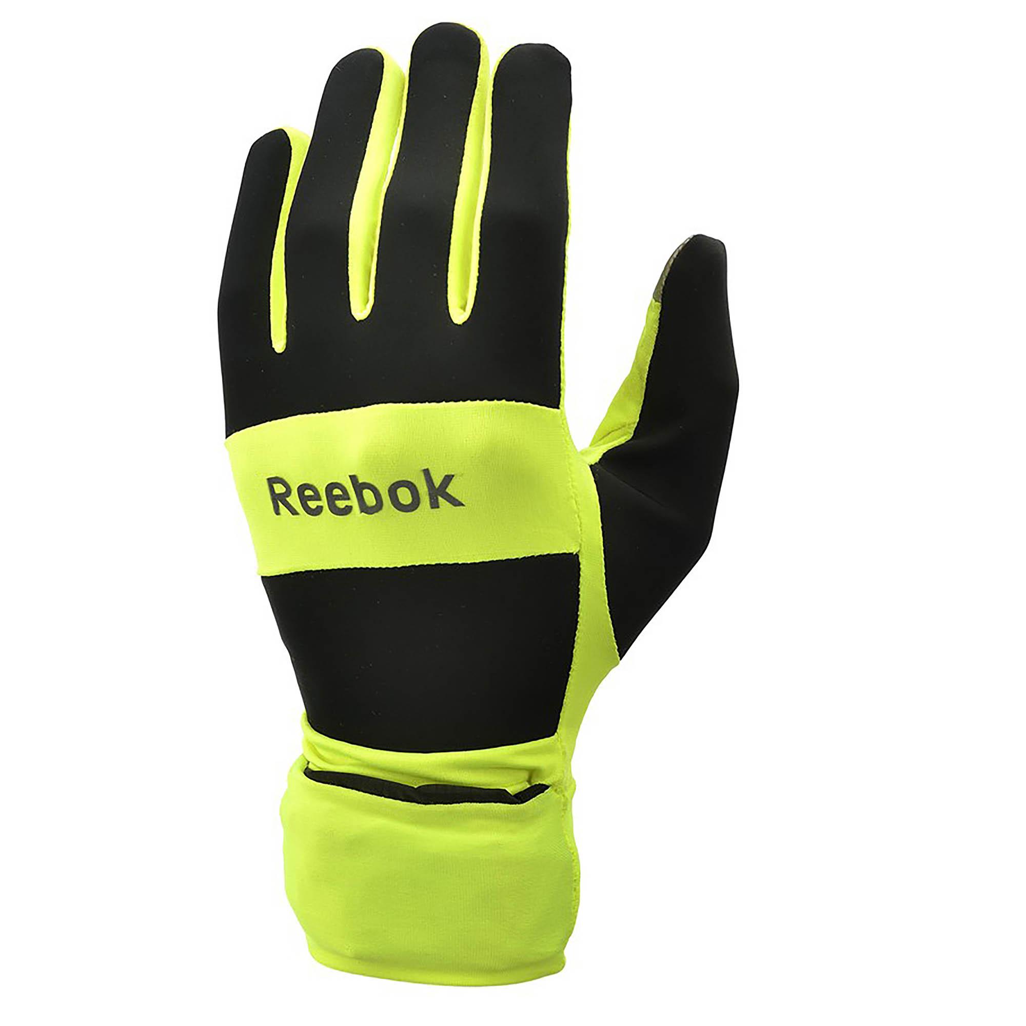 Reebok All-Weather Running Gloves - M
