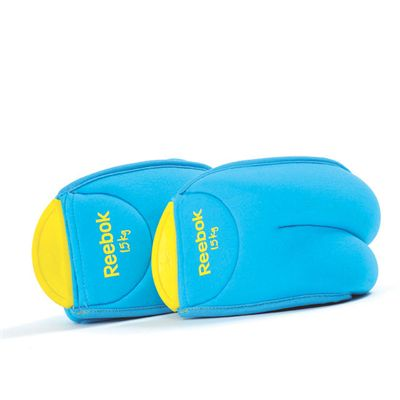 Reebok Ankle Weights 1.5kg folded