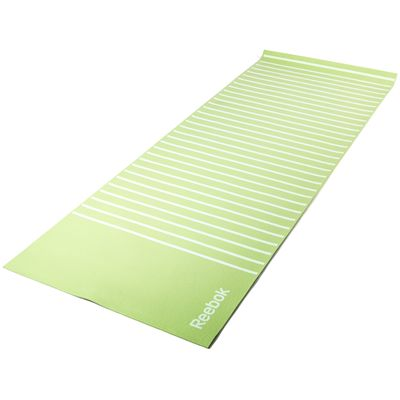 Reebok Citrus Glow 4mm Double Sided Yoga Mat-Top Side