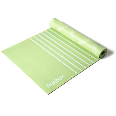 Reebok Citrus Glow 4mm Double Sided Yoga Mat