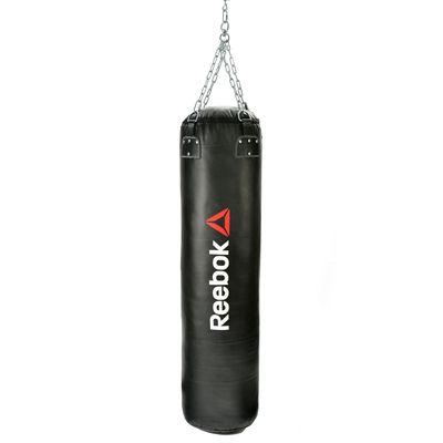 Reebok Combat 4ft Leather Punch Bag