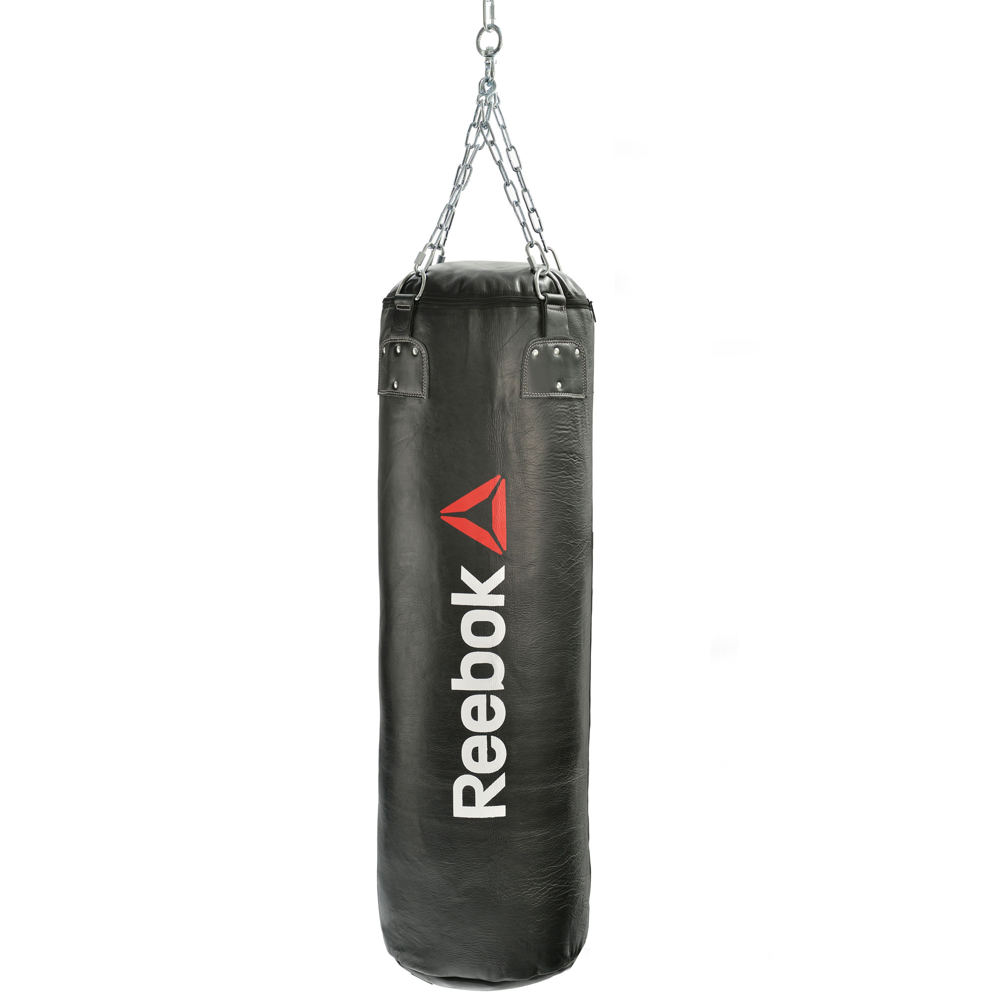 Reebok Combat 5ft Heavy Leather Punch Bag
