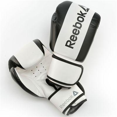 Reebok Combat Boxing Gloves-Black