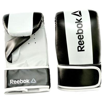 Reebok Combat Boxing Mitts-Large-Black