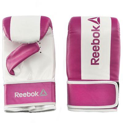 Reebok Combat Boxing Mitts-Small-Purple