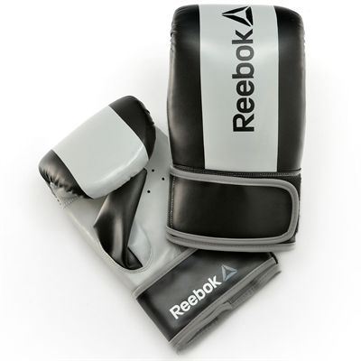 Reebok Combat Boxing Mitts-X Large-Grey-Alternative View