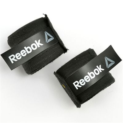 Reebok Combat Hand Wraps - Black - Additional