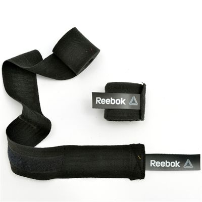 Reebok Combat Hand Wraps - Black - Main
