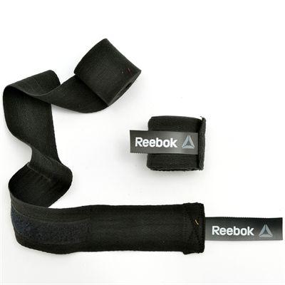 Reebok Combat Hand Wraps - Black - Main