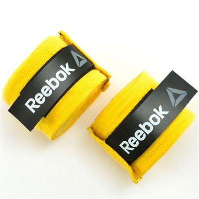 Reebok Combat Hand Wraps - Yellow - Additional