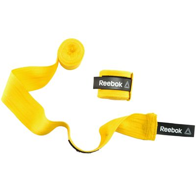 Reebok Combat Hand Wraps - Yellow