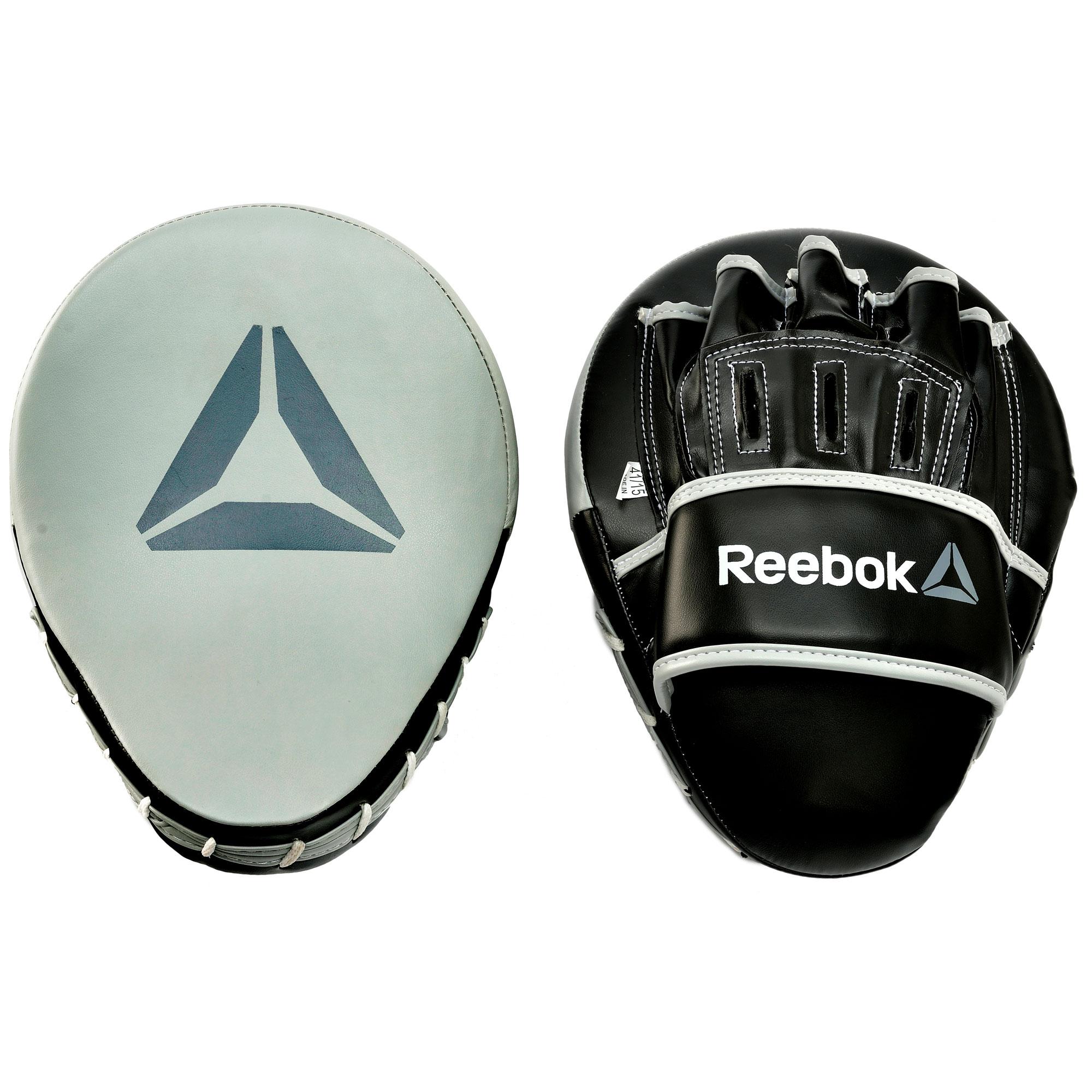 Reebok Combat Hook and Jab Pads - Black