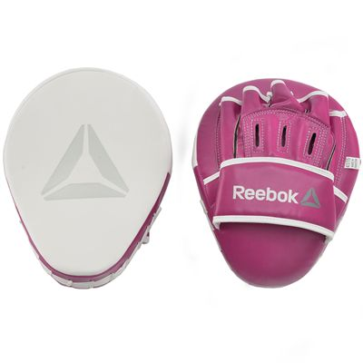 Reebok Combat Hook and Jab Pads - Purple