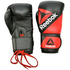 Reebok Combat Leather Training Gloves