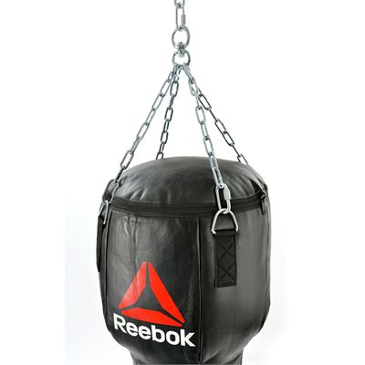 Reebok Combat Uppercut Synthetic Leather Punch Bag-Additional