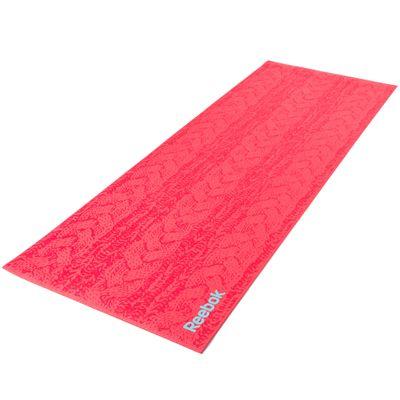 Reebok Dont Stress 4mm Double Sided Yoga Mat-Underside